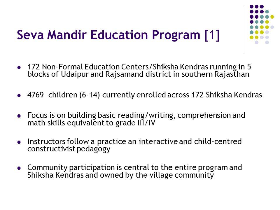 Seva Mandir Education Program [1]